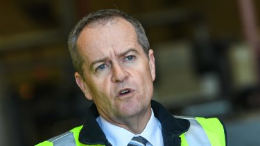 Opposition Leader Bill Shorten said the donations were news to him.
