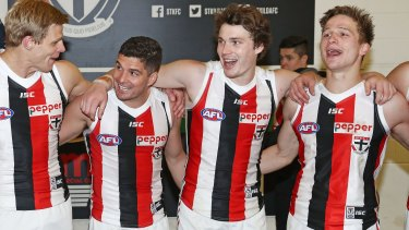 BLK recently signed a deal with St Kilda to be the club's apparel partner.