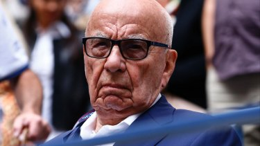 The Nathan Cummings Foundation has proposed to eliminate the dual-class stock structure that gives Rupert Murdoch control.