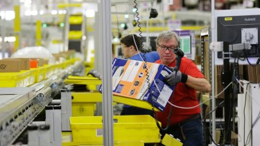 Consumer electronics are expected to account for about 44 per cent of Amazon's local sales.