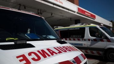 An unprecedented number of patients flooded NSW emergency departments over this year's horror winter period.