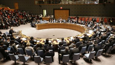 The resolution failed to win majority support on the UN Security Council.
