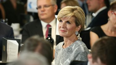 Foreign Affairs Julie Bishop has said the deal with the US stood.