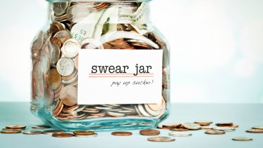 Here S The Thing About Swear Jars They Bloody Well Work