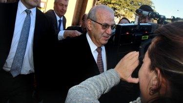 A jury found Eddie Obeid guilty after a three-week trial.