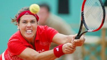 Jennifer Capriati pulled no punches in her critique of Maria Sharapova.