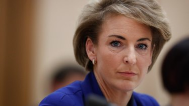 Michaelia Cash's office has a record of playing media games that portray unions poorly.