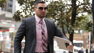 Two of Salim Mehajer's businesses have been placed in voluntary administration.