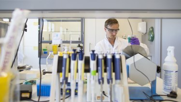 International investment firms are respecting the maturation of the Australian biotech sector.