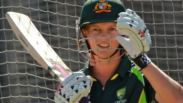 Meg Lanning produces runs as consistently as Tony Greig used to produce cricket memorabilia.