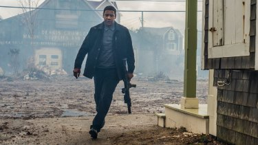 The action sequences in Equalizer 2 are rapidly edited and jarring in their no-nonsense brutality.