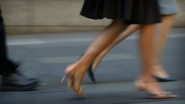 One in two Australian women say they have been sexually harassed.