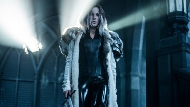 Kate Beckinsale stars in <i>Underworld: Blood Wars</i>.