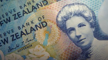 The New Zealand currency is part of its national identity.