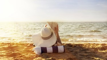 What could be more chilled out - and chilling - this summer than reading crime novels on the beach?