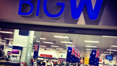 Embattled Big W chain is facing more upheaval as Woolies is working to turn around its fortunes.