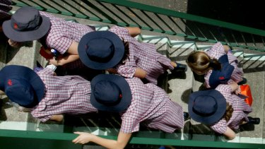 Girls wearing skirts as part of school uniform is 'gender discrimination', experts say