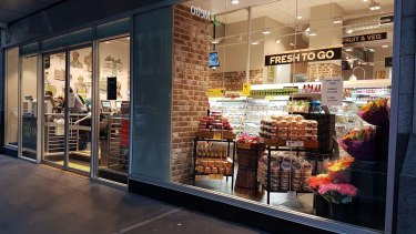The new Woolworths Metro in York Street, Sydney, will be the benchmark for convenience-style stores.