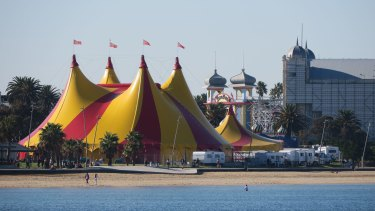 In 2016, the Great Moscow Circus big top was shut down over safety concerns.