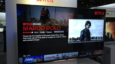 LG's 2015 televisions support Netflix Ultra HD streaming, if your broadband is up to the task.