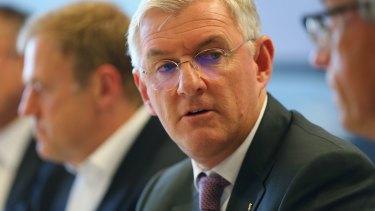 FFA Chairman Steven Lowy.