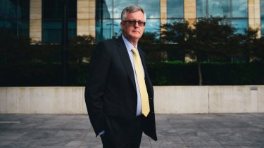 Secretary of the Department of the Prime Minister and Cabinet Martin Parkinson.