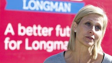 Susan Lamb is set to be sworn in as the new Labor Member for Longman.