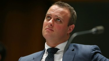 "Tim Wilson is prepared to take a $200,000 pay cut to make ""tough decisions""."