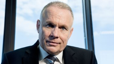 NIB boss Mark Fitzgibbon has suggested that smokers be charged more for health insurance.