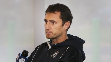 On board: Former Australian champ Chris Anstey is on the executive team behind the competition.