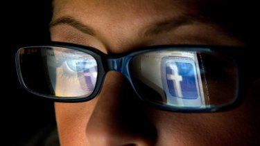 It has been revealed that as we while away our lives browsing Facebook on our mobile phones and tablets, Facebook is watching us back.