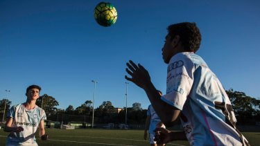 Heads up: the eastern suburbs Dunbar Rovers is the first NPL club to provide free football to elite youth players.