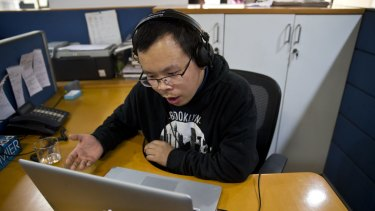 Forced repatriation suspected ... Chinese journalist Li Xin had fled to Thailand after fearing persecution by authorities. His wife said he recently called him from a jail in China and sounded out of character.