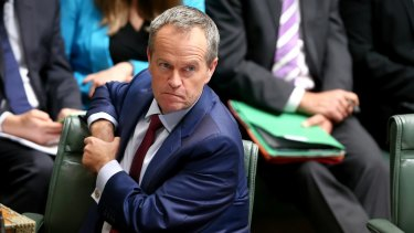 """Bill Shorten: """"They are engaging in a cruel hoax."""""""
