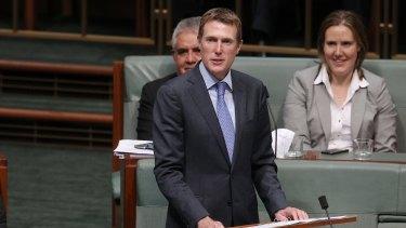 West Australian MP Christian Porter.