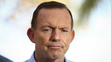 Tony Abbott seems frightened of making any reforms that might upset anybody.