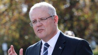Treasurer Scott Morrison said Australian authorities are working with overseas authorities to address the cyber threat.