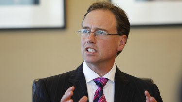 Greg Hunt said the targets were more onerous than in any other country.