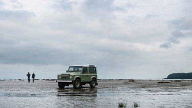 Land Rover is ending production of its iconic Defender model.
