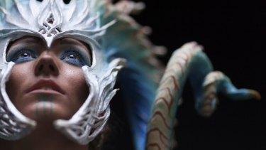 Sydney Fringe Festival - Atlantis by subtlenuance