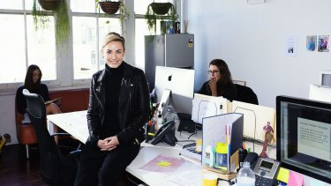 Taryn Williams, owner of Wink Models, is going global for her latest venture.