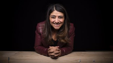 Susie Youssef is now a quadruple threat - dividing her talents between comedy, TV, film and theatre.