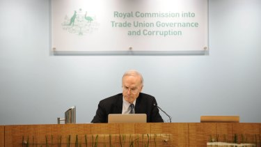 Royal commissioner Dyson Heydon was due to be a guest speaker at a Liberal party fund-raiser.