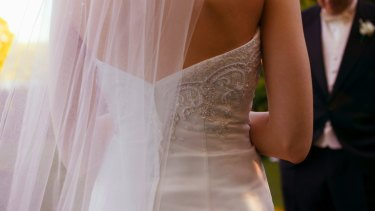 More WA couples are turning to civil celebrants to officiate their weddings.