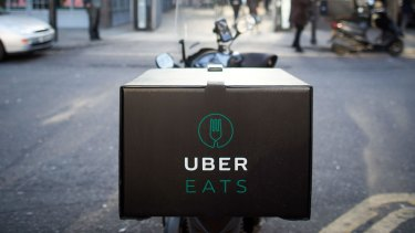 UberEats and its competitors Deliveroo and Foodora take up to a 30 per cent cut from restaurants and cafes.