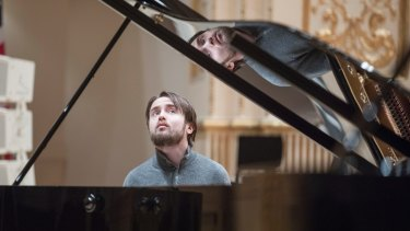Daniil Trifonov will perform in Australia for the first time in March.