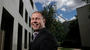 """""""Our thinking is to find the lowest-cost abatement"""": Energy Minister Josh Frydenberg."""