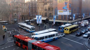 Sydney's congestion will worsen if we don't transform the way our city works for us.
