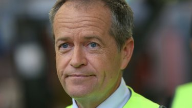 Last month Opposition Leader Bill Shorten said Labor would not accept a cut to weekend rates.