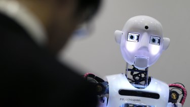 AI will do some great things for humanity, but its militarisation would spark an arms race.
